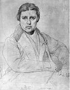 Autoritrattio di Ingres 1835