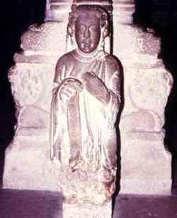 Autoritratto in pietra del Maestro Matteo 1180