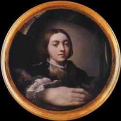 Autoritratto del Parmigianino allo specchio
