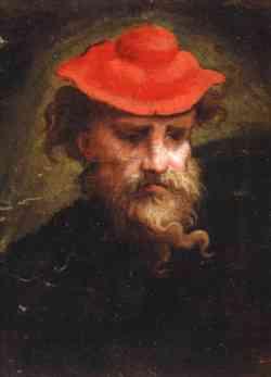 Autoritratto di Parmigianino (1540)