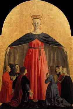 Madonna della Misericordia - Piero della Francesca