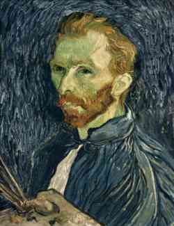 Vincent Van Gogh - Autoritratto 1889