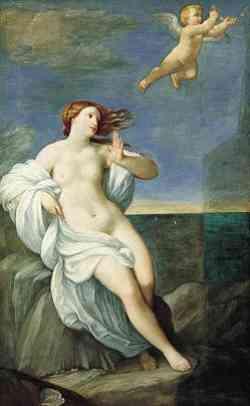 Quadro di Arianna - Guido Reni
