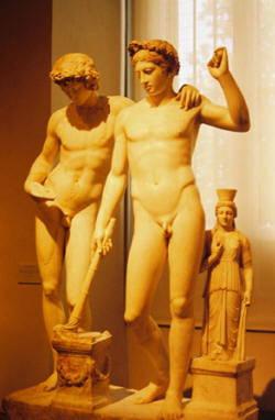 Castore e Polluce - Museo del Prado