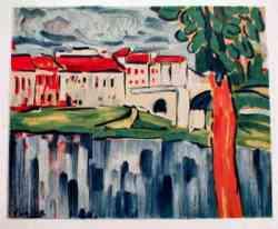 Post-Impressionismo - Maurice de Vlaminck