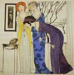 Art deco - Paul Poiret