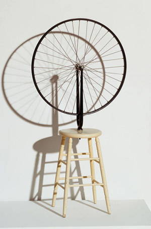 marcel duchamp corrente arte cinetica kinetic art