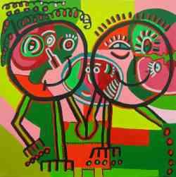 Art Naif - Arte Primitiva