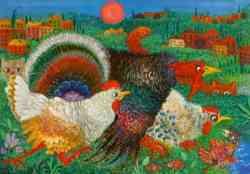 Art Naif italiana Elena Guastalla