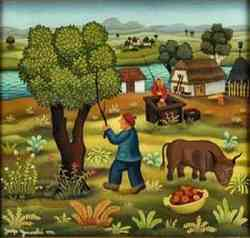 Art Naif Josip Generalic