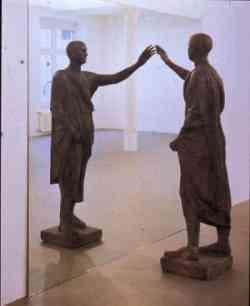 Arte Povera  - Michelangelo Pistoletto