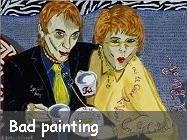corrente bad painting