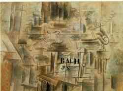 Corrente Cubista Georges Braque