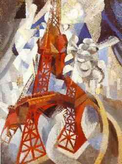Rober Delaunay - Corrente Cubista