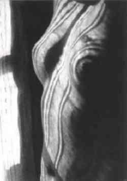 Movimento Dada -Man Rey . Fotografia di nudo artistico