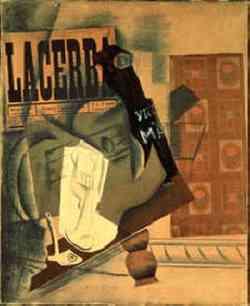 Movimento Dada -Pablo Picasso 1914