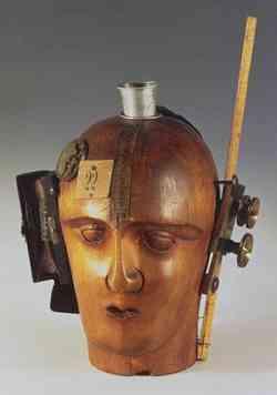 Movimento Dada -Raoul Hausmann - Testa Meccanica 1920