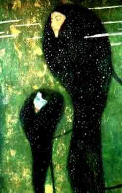Corrente Decadentismo - Klimt