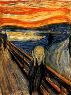 Corrente Decadentismo - Munch