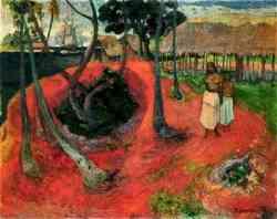 Corrente dei Fauves - Paul Gauguin - 1901