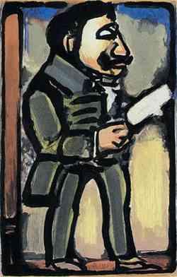 Corrente dei Fauves - Georges Rouault - Un Giudice