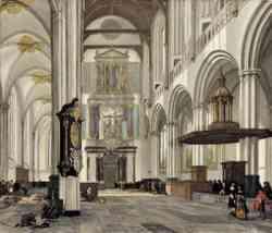 Pittura Olandese del secolo d'oro- Emanuel de Witte