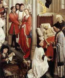 Corrente Fiamminga - Rogier Van Der Weyden