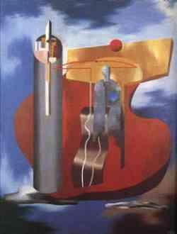 Fillia - Divinità della vita aerea 1933-34