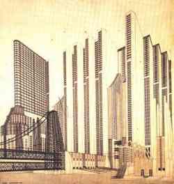 Movimento Futurista - Architettura