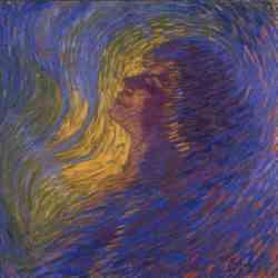 Luigi Russolo, Profumo (Perfume), 1910
