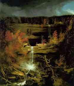 Hudson River School - Thomas Cole 1826