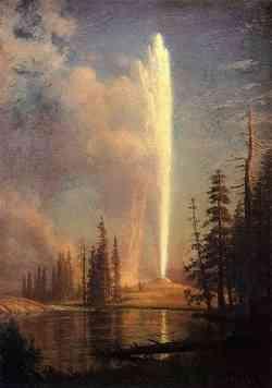Hudson River School -  Albert Bierstadt