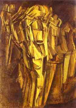 Corrente Arte Informale - Marcel Duchamp