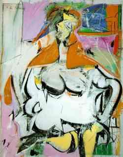 Corrente Arte Informale - Willem  de Kooning