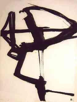 Corrente Arte Informale - Franz Kline