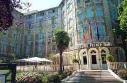 Liberty o Stile Floreale - Hungaria Palace Hotel - Venezia