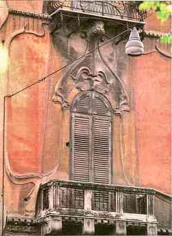 Palazzo Dato a Palermo