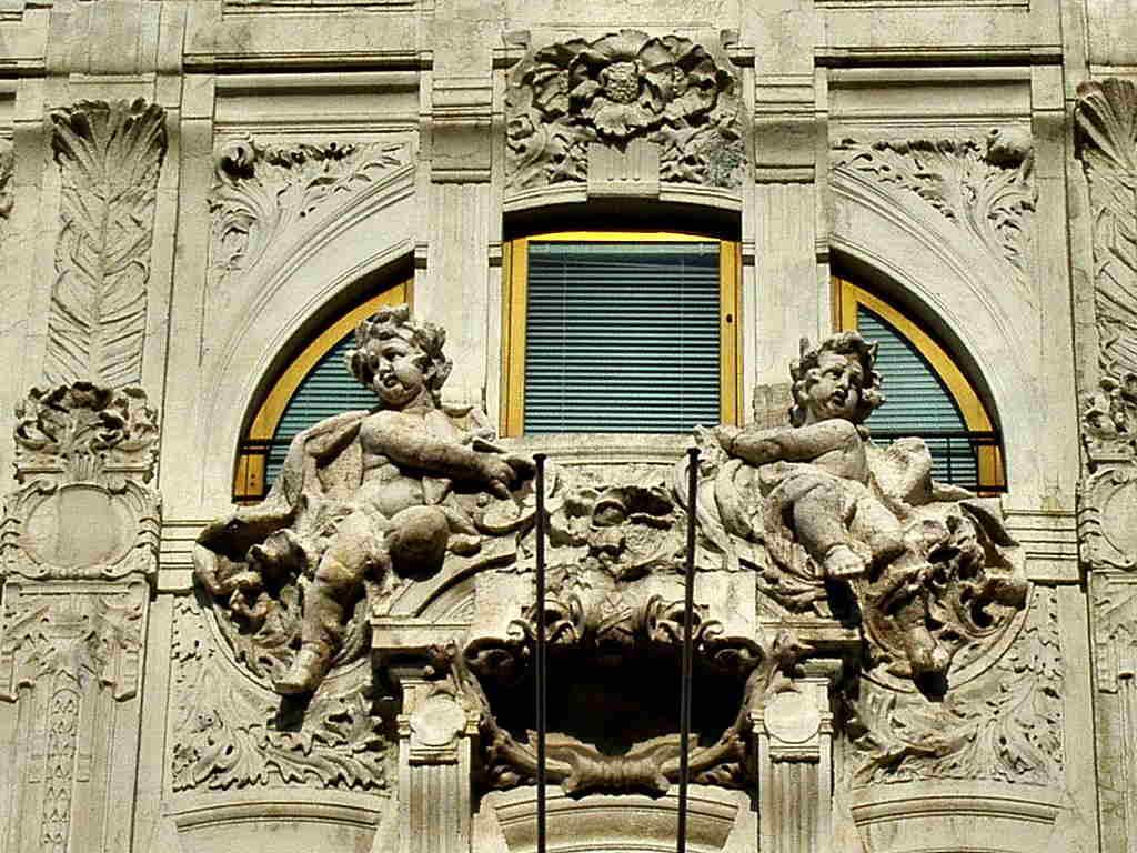 Liberty o Stile Floreale - a Milano
