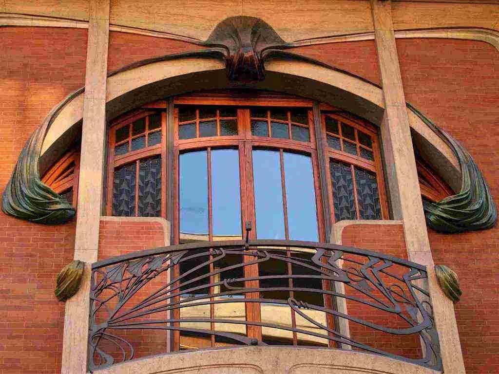 casa stile liberty arredamento: tiarch.com case bellissime esterni. - Il Bagno Canestro Di Novello