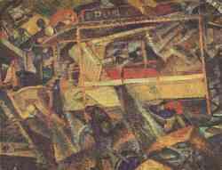 Pittura Metafisica - Carlo Carrà