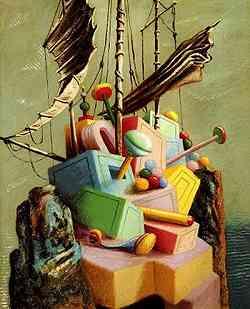 Pittura Metafisica - Alberto Savinio