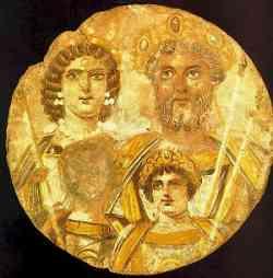 Naturalismo  dell'epoca romana