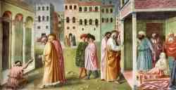 Naturalismo  del Rinascimentale - Masaccio