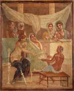 Modello per il Neoclassicismo - Pompei