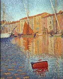 Neoimpressionismo Paul Signac