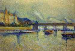 Neo-Impressionismo Luce Maximillian