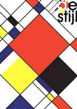 Neo-plasticismo, De Stijl - Mondrian