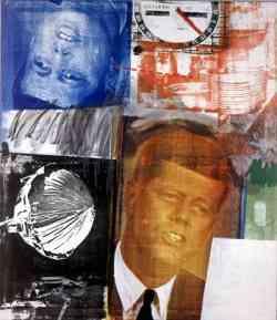 Corrente Pop Art - Robert Rauschenberg
