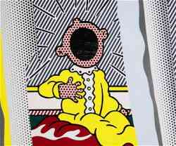 Corrente Pop Art - Roy Lichtenstein