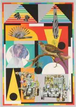 Corrente Pop Art - Peter Phillips